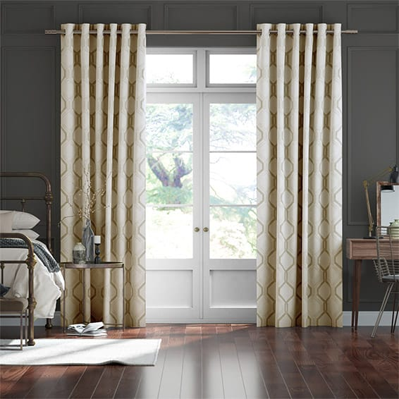 Alexander Ivory Curtains