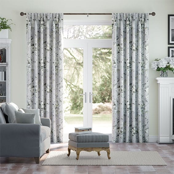 Ashmore Grey Curtains