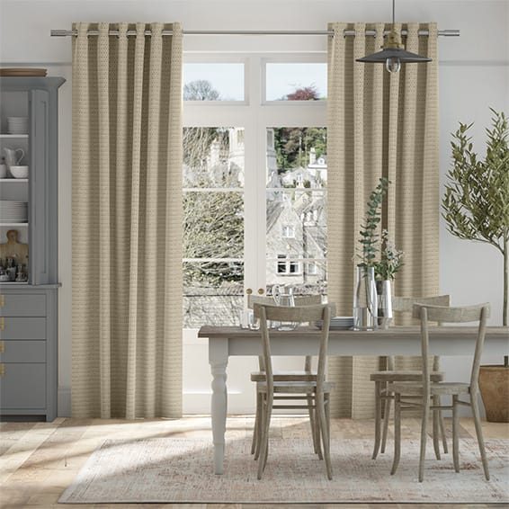 Berber Oatmeal Curtains