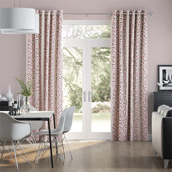 Berry Tree Mini Plum Curtains