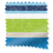 Calcutta Stripe Lake Blue swatch image