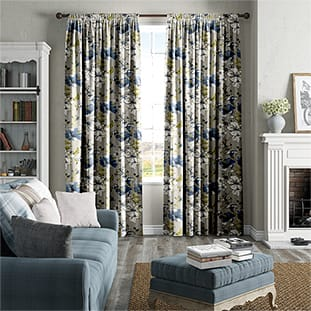 Blue Curtains 2go Duck Egg Navy Blue Teal Amp More