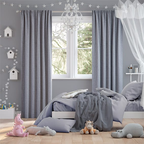 Cavendish Lilac Curtains