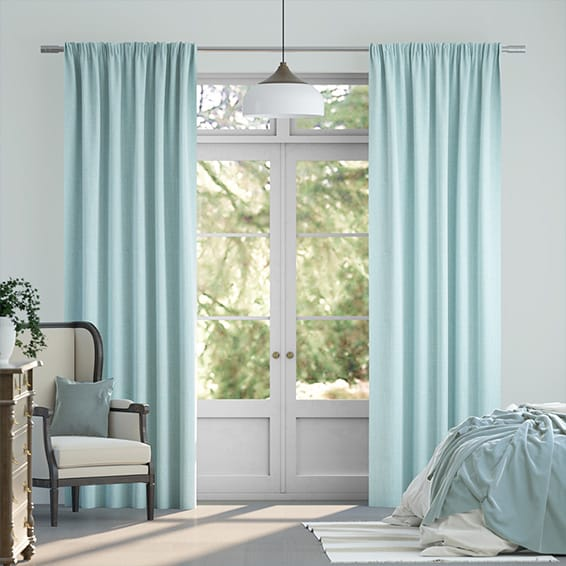 Cavendish Spearmint Curtains