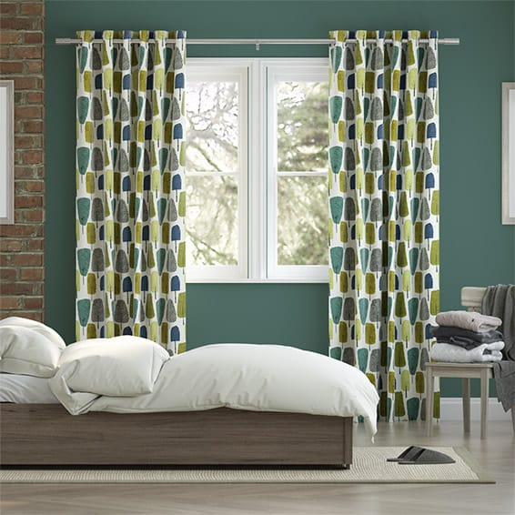 Cedar Apple Curtains