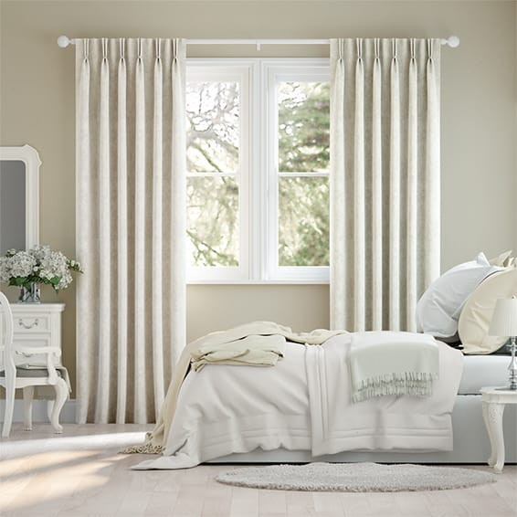 Clarence Parchment Curtains