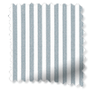 Devon Stripe Ocean Blue Curtains slat image