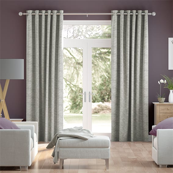 Dion Stone Wash Curtains