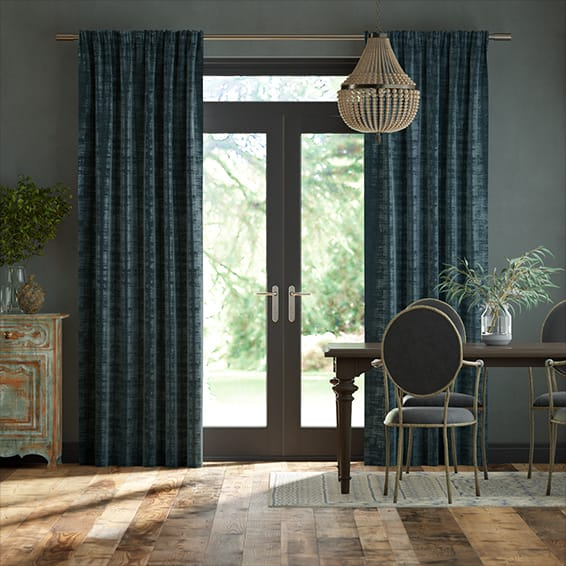 Teal Velvet Curtains 2go Dark And Light Shades Online