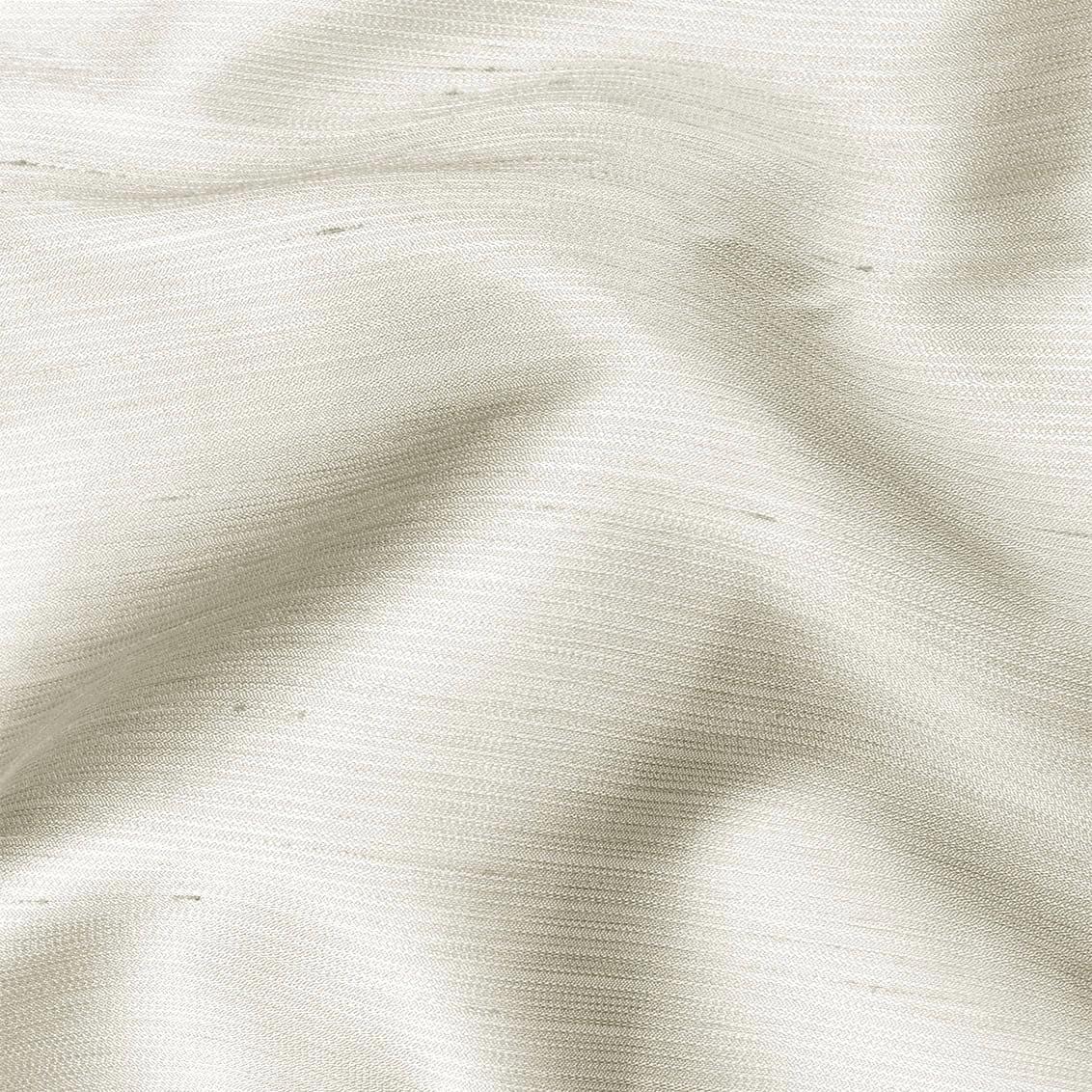 Dupioni Faux Silk Starlight Grey Curtains