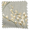 Emilia Embroidered Sand Curtains slat image