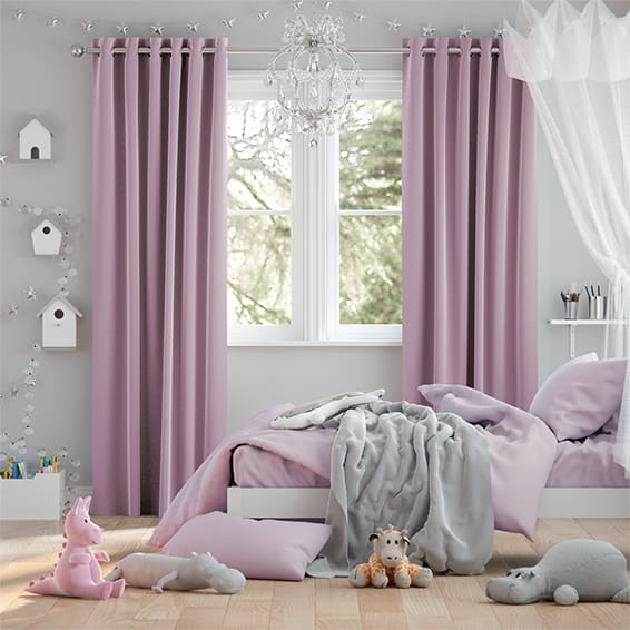 Blush Pink Curtains For Less, Buy Made To Measure Curtains