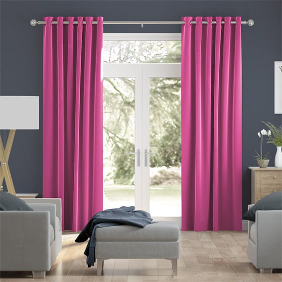Fine Velvet Orchid Curtains