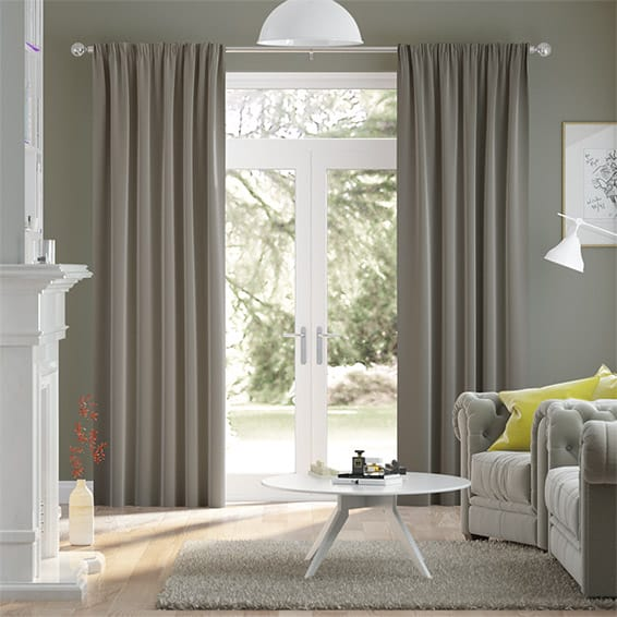 Fine Velvet Paloma Curtains