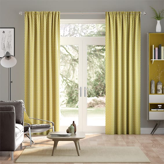 Forma Citrus Curtains