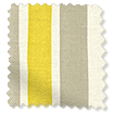 Hand Painted Stripe Ochre swatch image