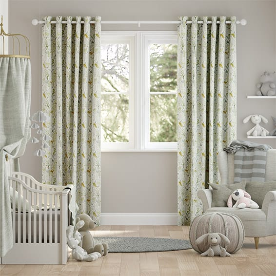 Harewood Spring Curtains