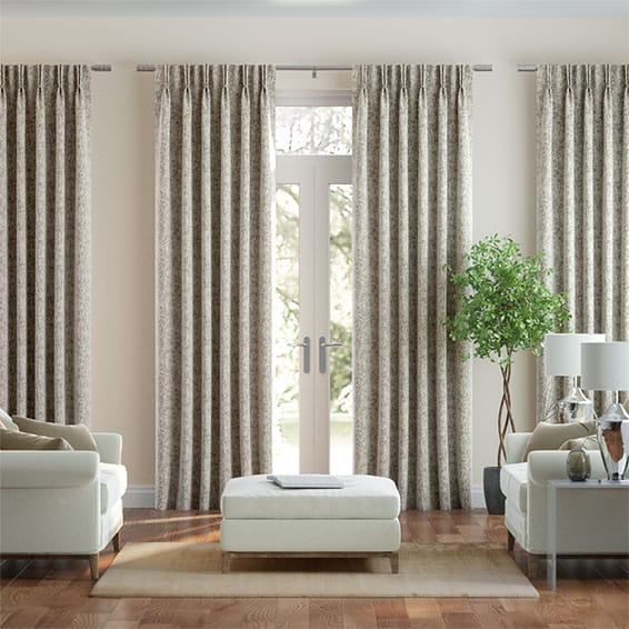 Hellena Argento Curtains