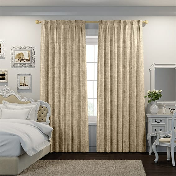 Henry Gold Curtains