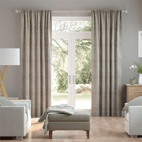 Henry Slate Curtains