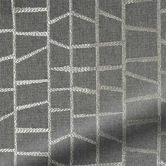 Julius Iron Grey Curtains