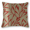 Kandy Habanero Red Curtains - Cushions