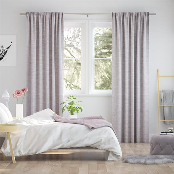 Liliana Dusty Lavender Curtains