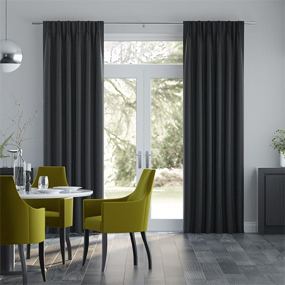 Liliana Slate Curtains