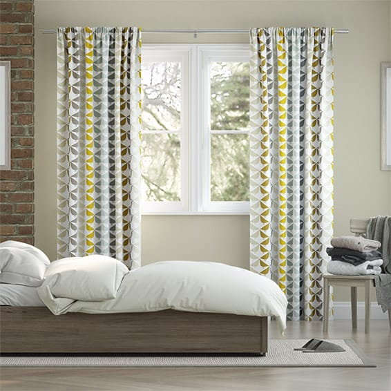 Lintu Dandelion Curtains