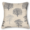 Little Orchard Charcoal Curtains - Cushions