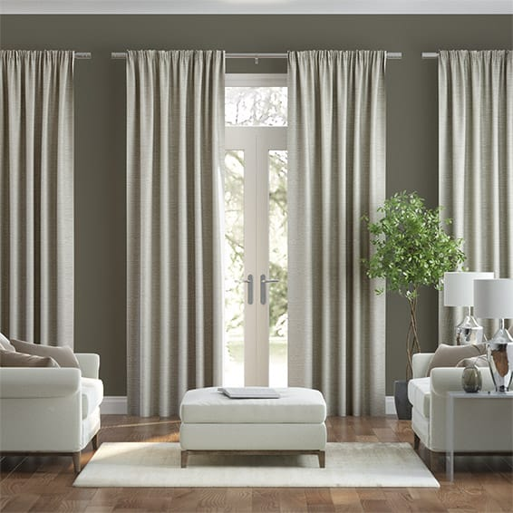 Lucerna Neutral Curtains