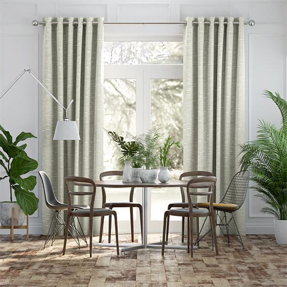 Lugano Sea Green Curtains