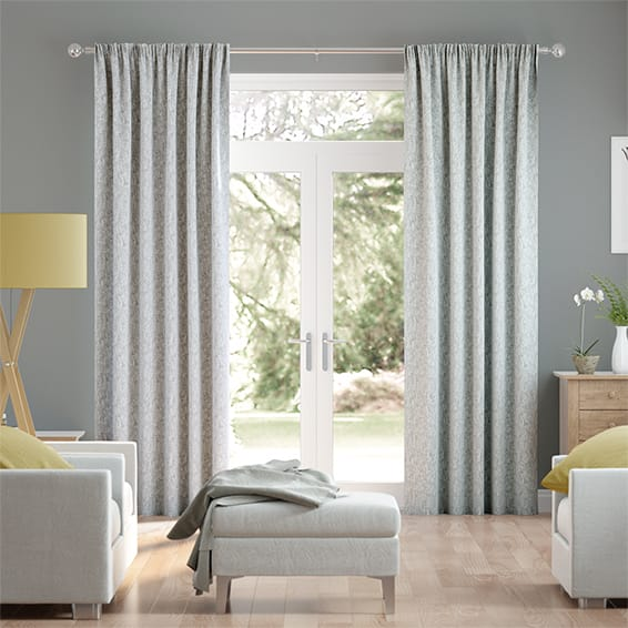 Nashorn Ivory Curtains