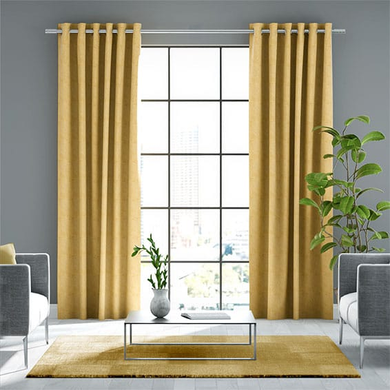 Newhaven Mimosa Ready Made Curtains