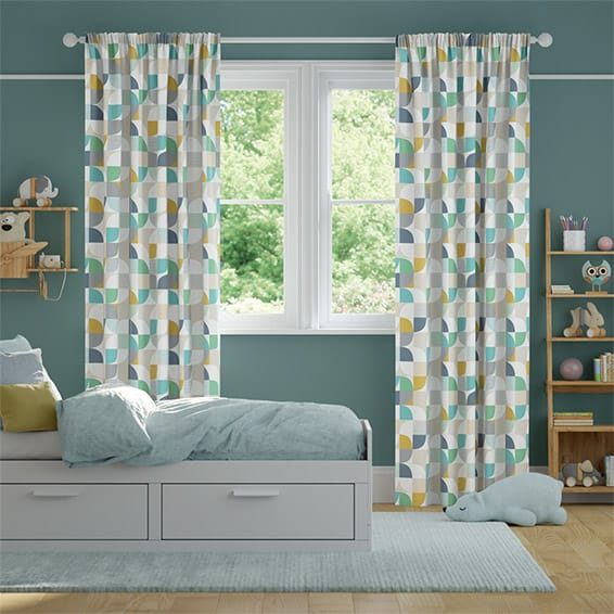 Ottil Mojito Curtains