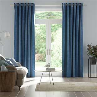 Paleo Linen Blue Azure Thumbnail Image