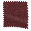 Wave Paleo Linen Ruby Red  Curtains slat image