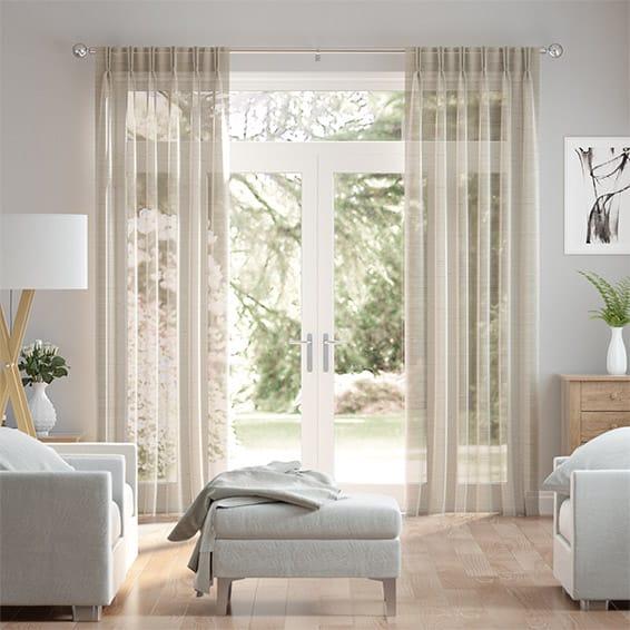 Paraiso Voile Café Curtains