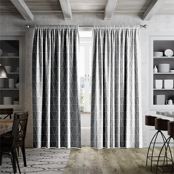 Quilmes Platinum Curtains