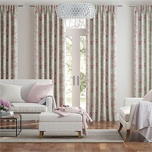 Pink Curtains 2go Fuchsia Orchid Poppy Plum Many More
