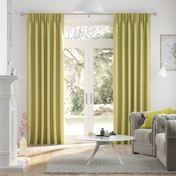 Rockhampton Daffodil Curtains