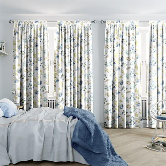 Samara Ocean Curtains