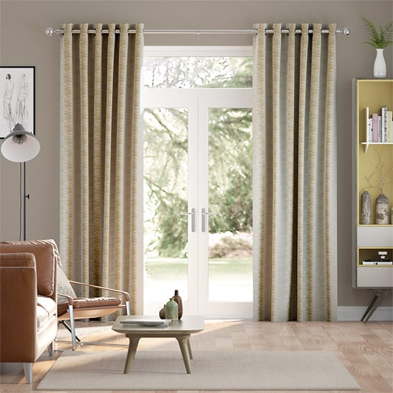 Sienna Antique Gold Curtains