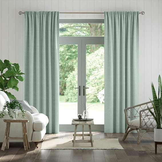 Mint Green Curtains Shop Light Green Curtain Shades For Less