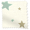 Starry Skies Duck Egg swatch image