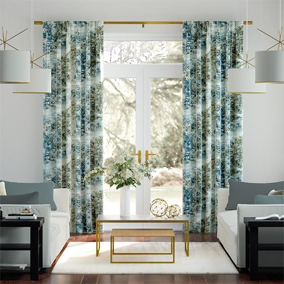 Sylvan Weave Forest Curtains