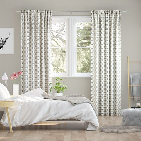Taimi Neutral Curtains