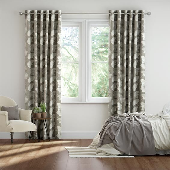 Tatami Iron Grey Ready Made Curtains