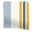 Truro Stripe Coastal Blue swatch image