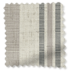 Wave Truro Stripe Linen Sandstone Curtains slat image